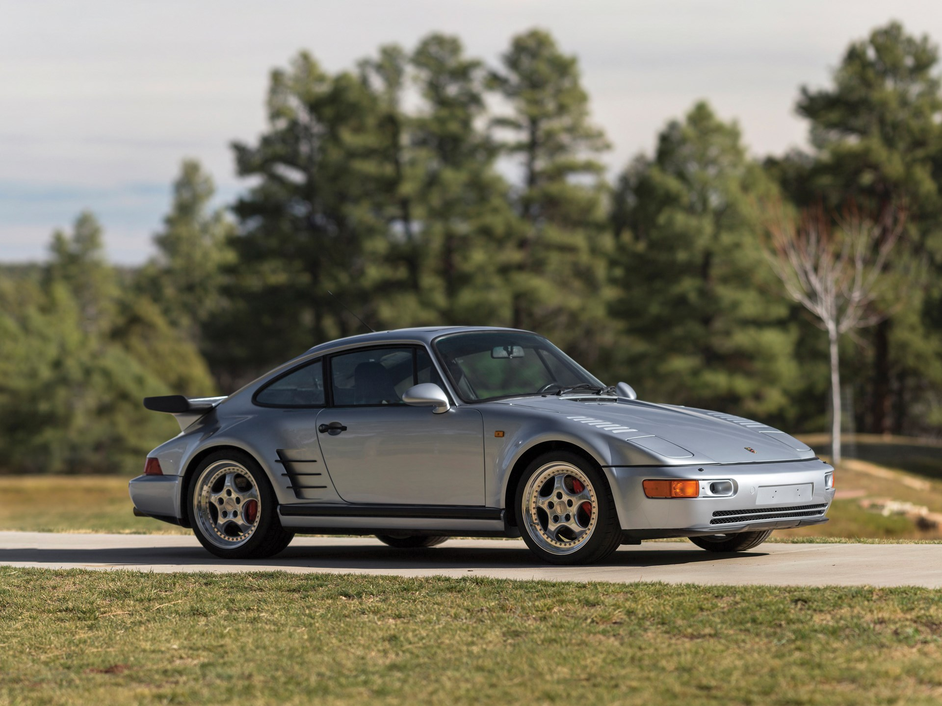 RM Sotheby's - 1994 Porsche 911 Turbo S X83 'Flachbau' | Amelia