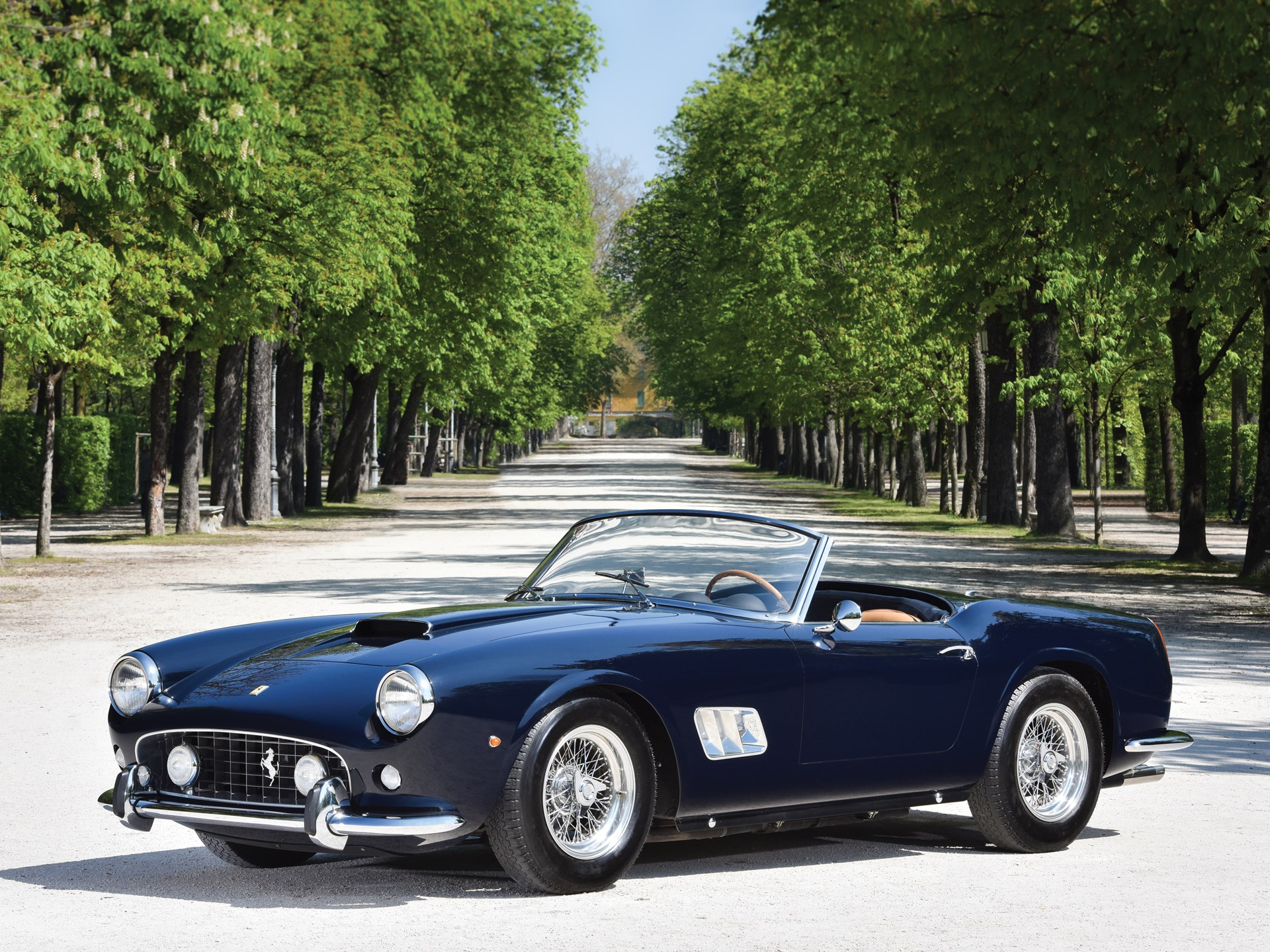 Rm Sotheby S 1961 Ferrari 250 Gt Swb California Spider By