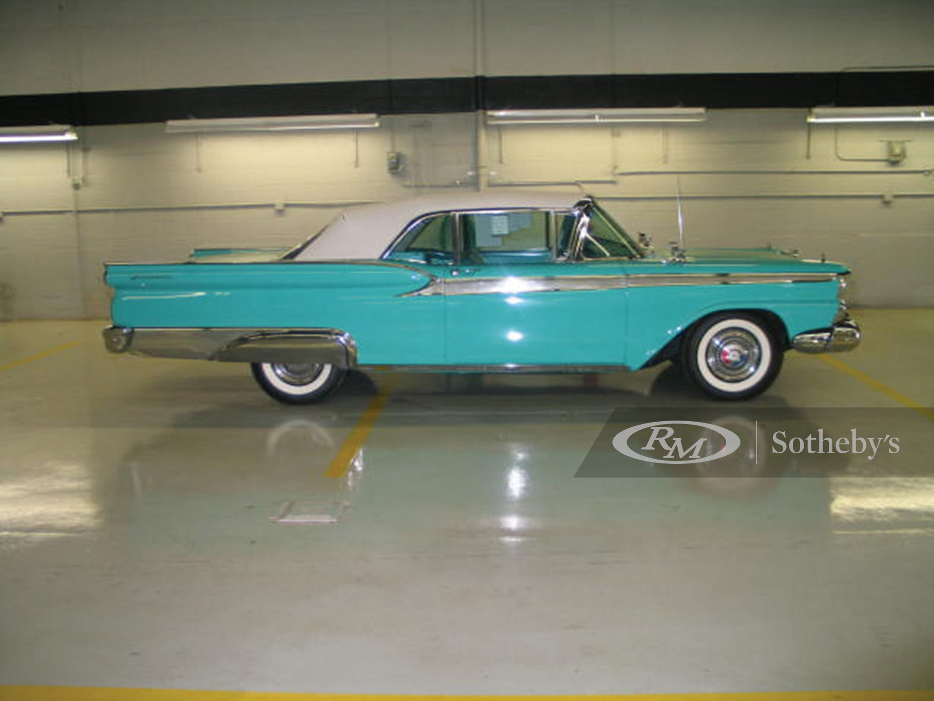 1959 Ford Fairlane 500 Convertible  -