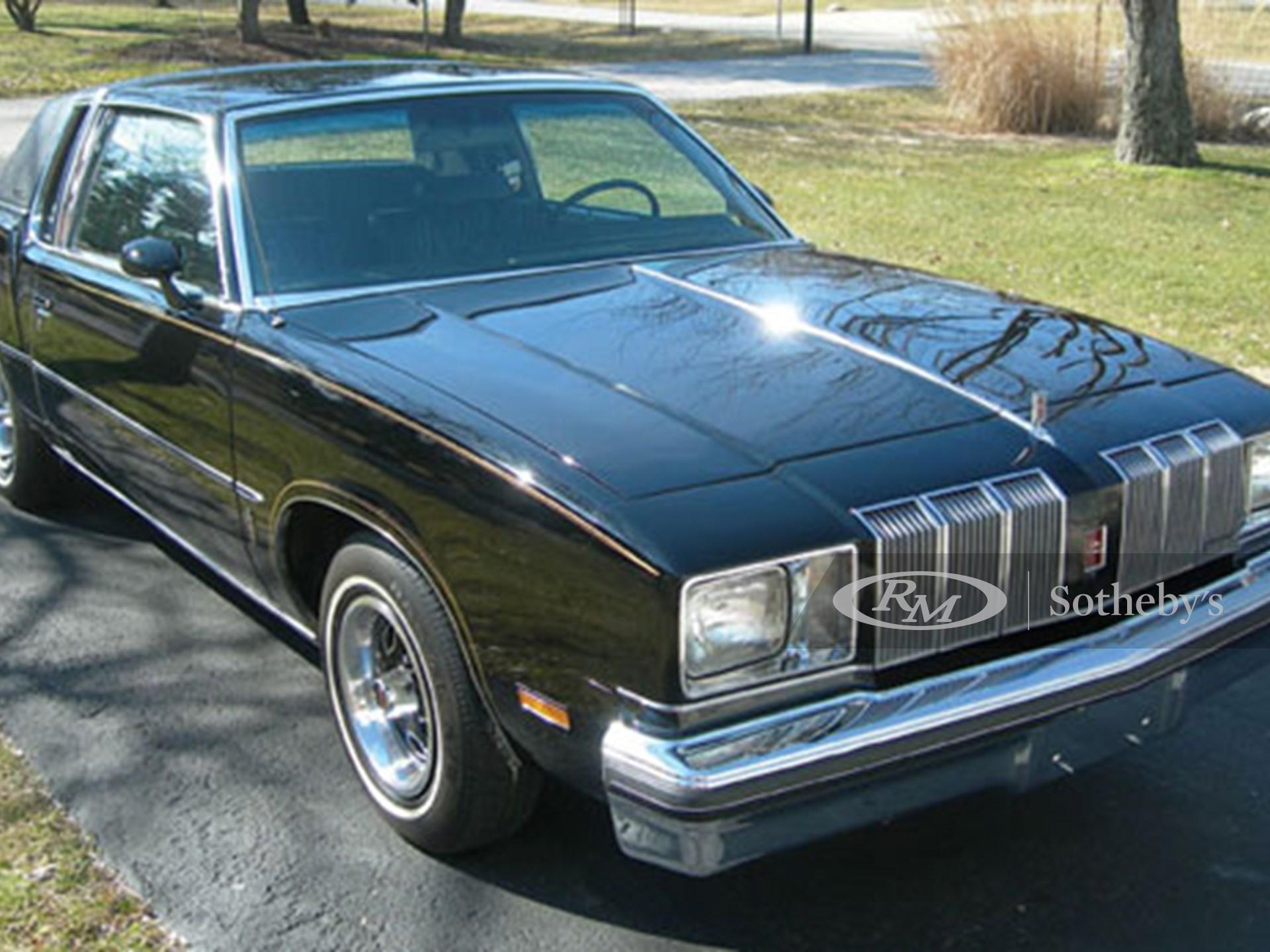 1978 Oldsmobile Cutlass Supreme