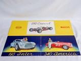 Ferrari 30 Years of Experience Brochure, 1950 - $
