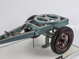 Single-Axle Trailer with Surge Brake Model by Werner Deneger - $
