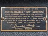 1955 Austin-Healey 100S  - $