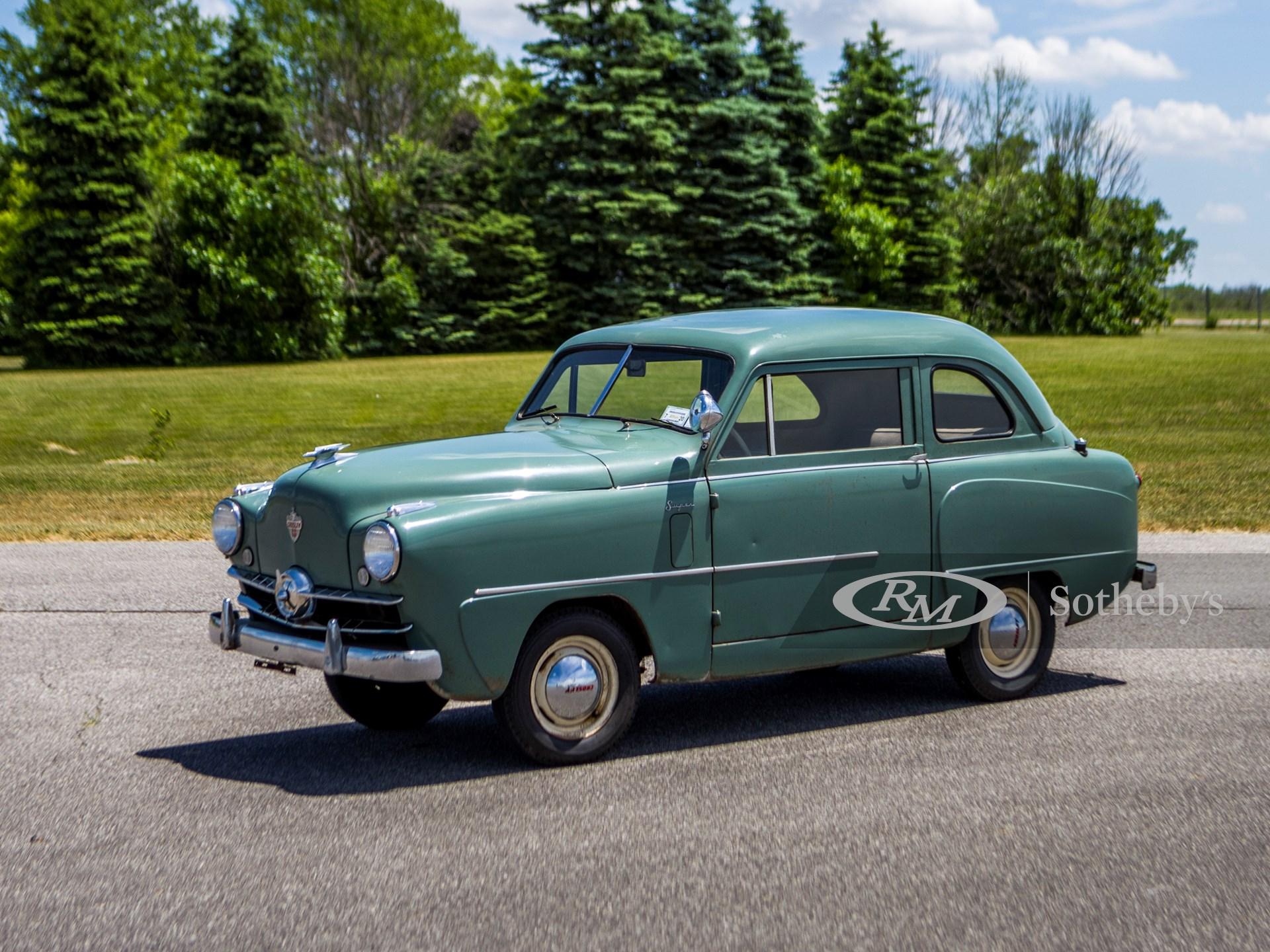 1951 Crosley Super Sedan