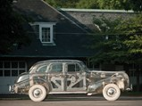 "1939 Pontiac Plexiglas Deluxe Six ""Ghost Car""  - $"