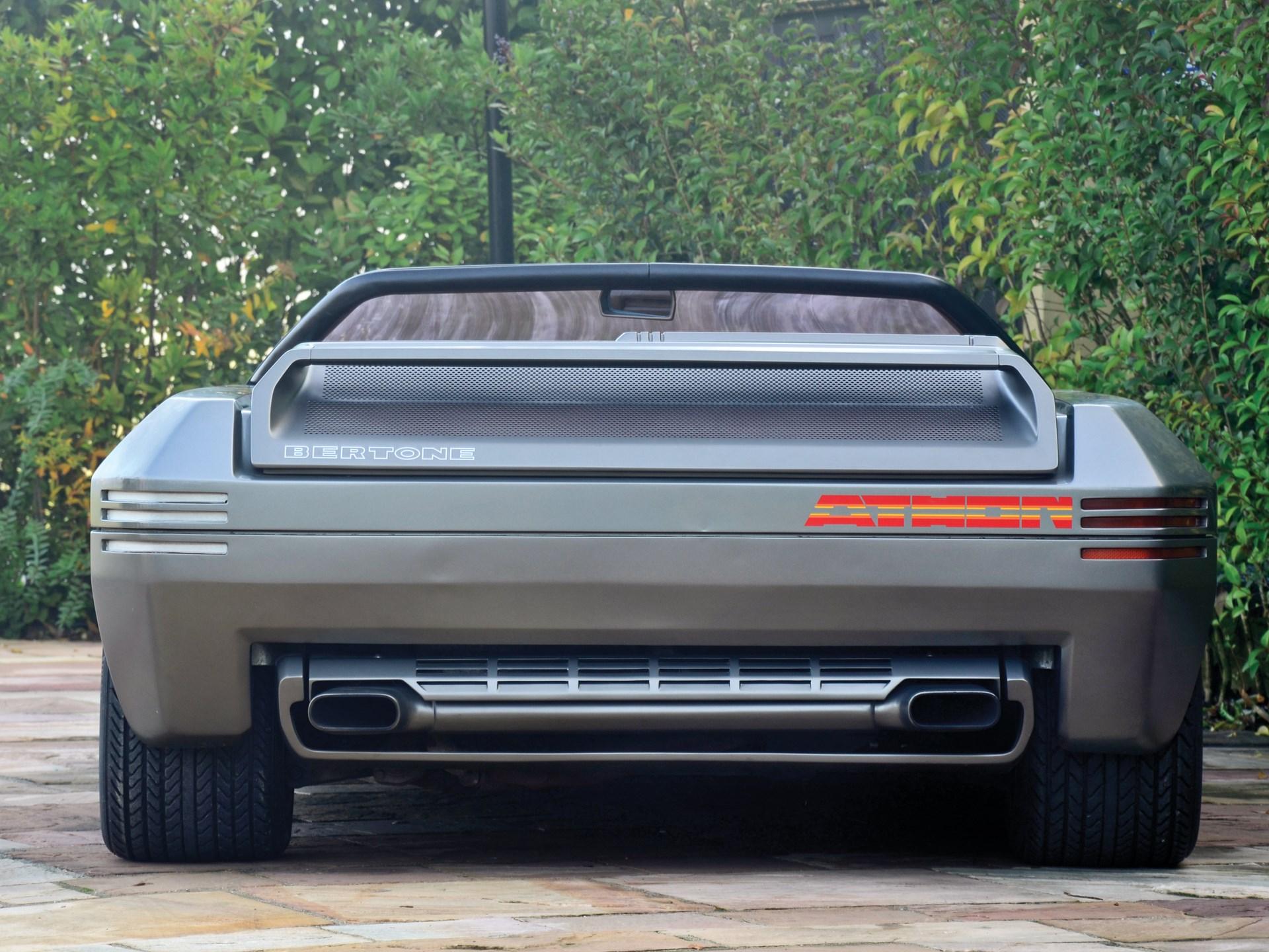1980 Lamborghini Athon