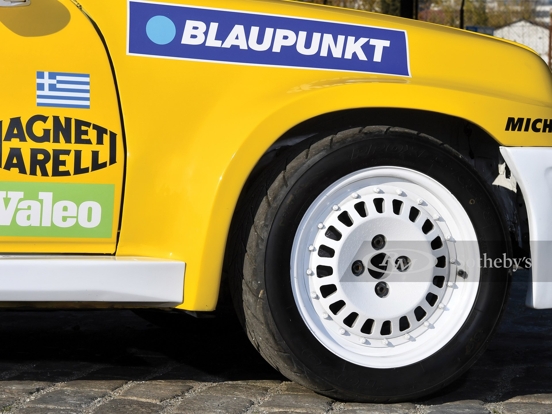 1982 Renault 5 Turbo Group B  -