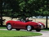 1954 Arnolt-Bristol Bolide Deluxe Roadster by Bertone - $