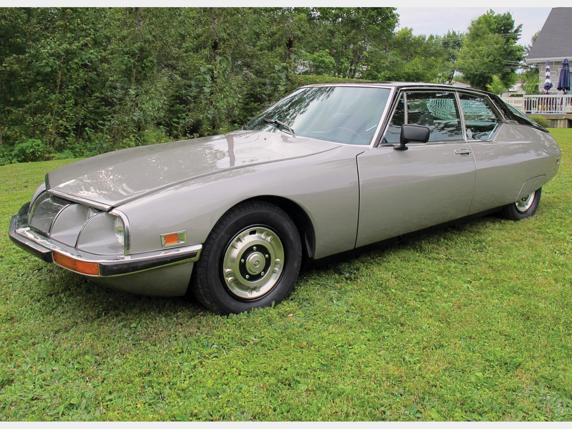 Image result for rm hershey 1972 Citroen SM Coupe