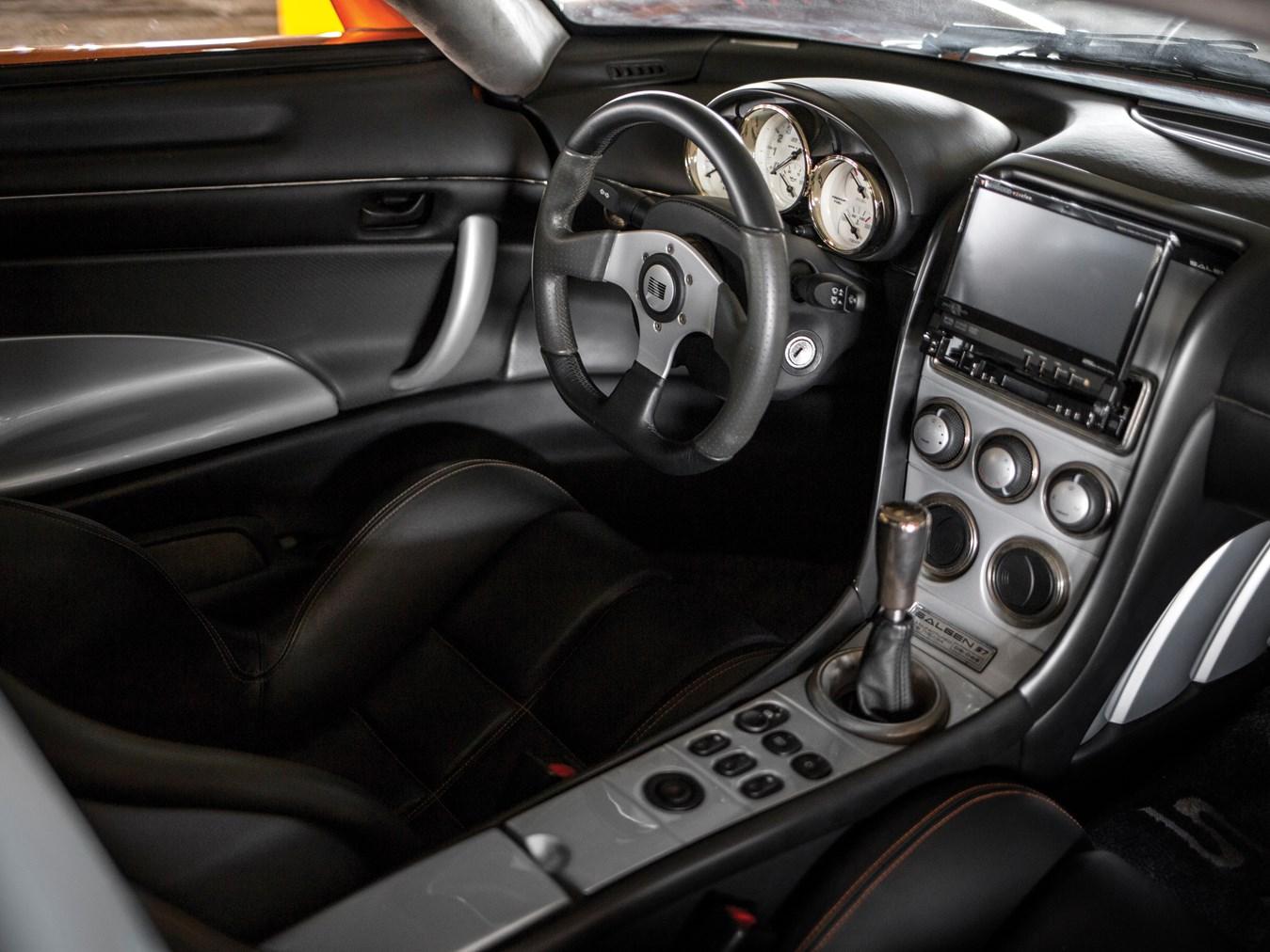 2015 Saleen S7 Interior