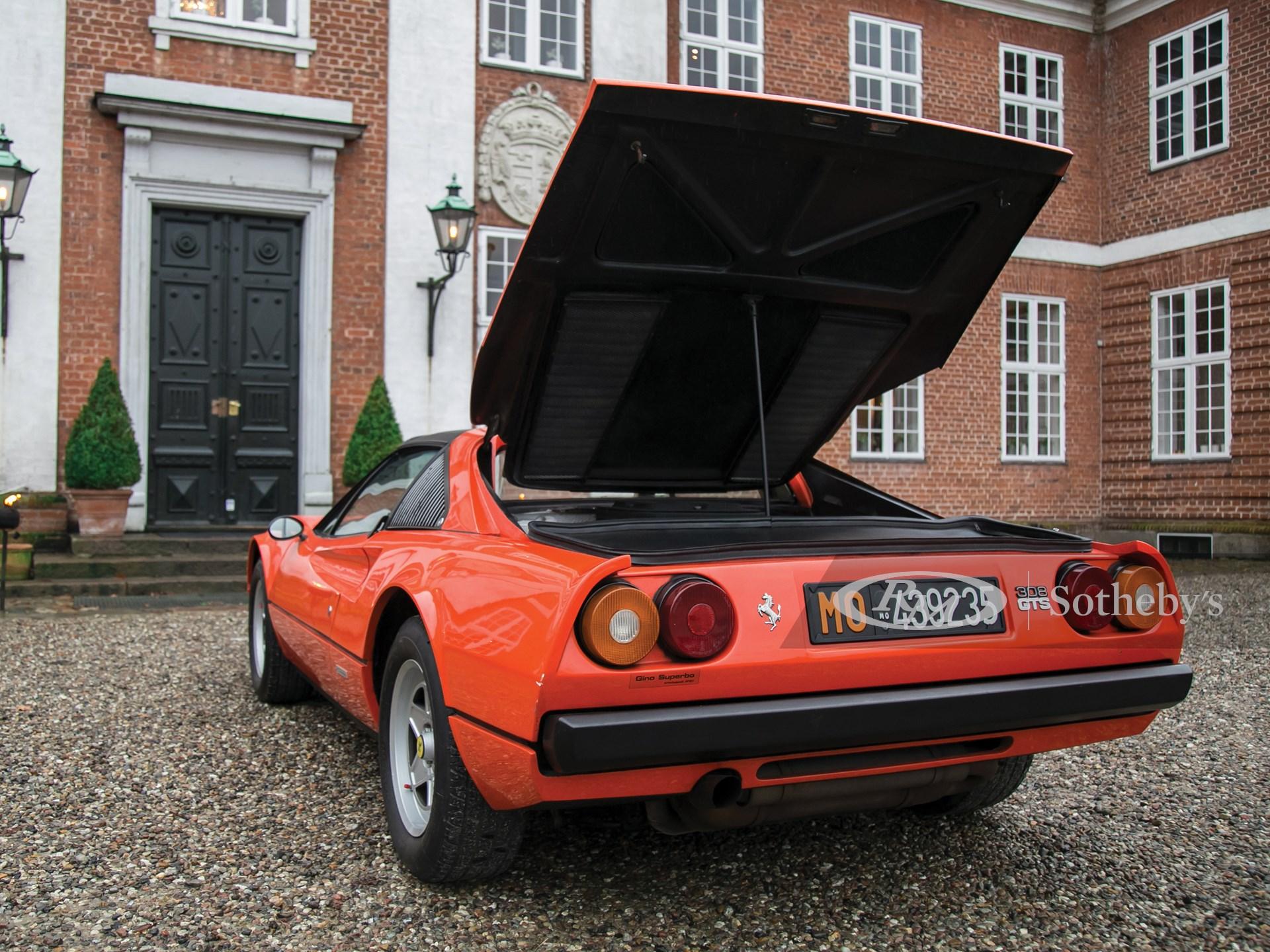 1978 Ferrari 308 GTS  -