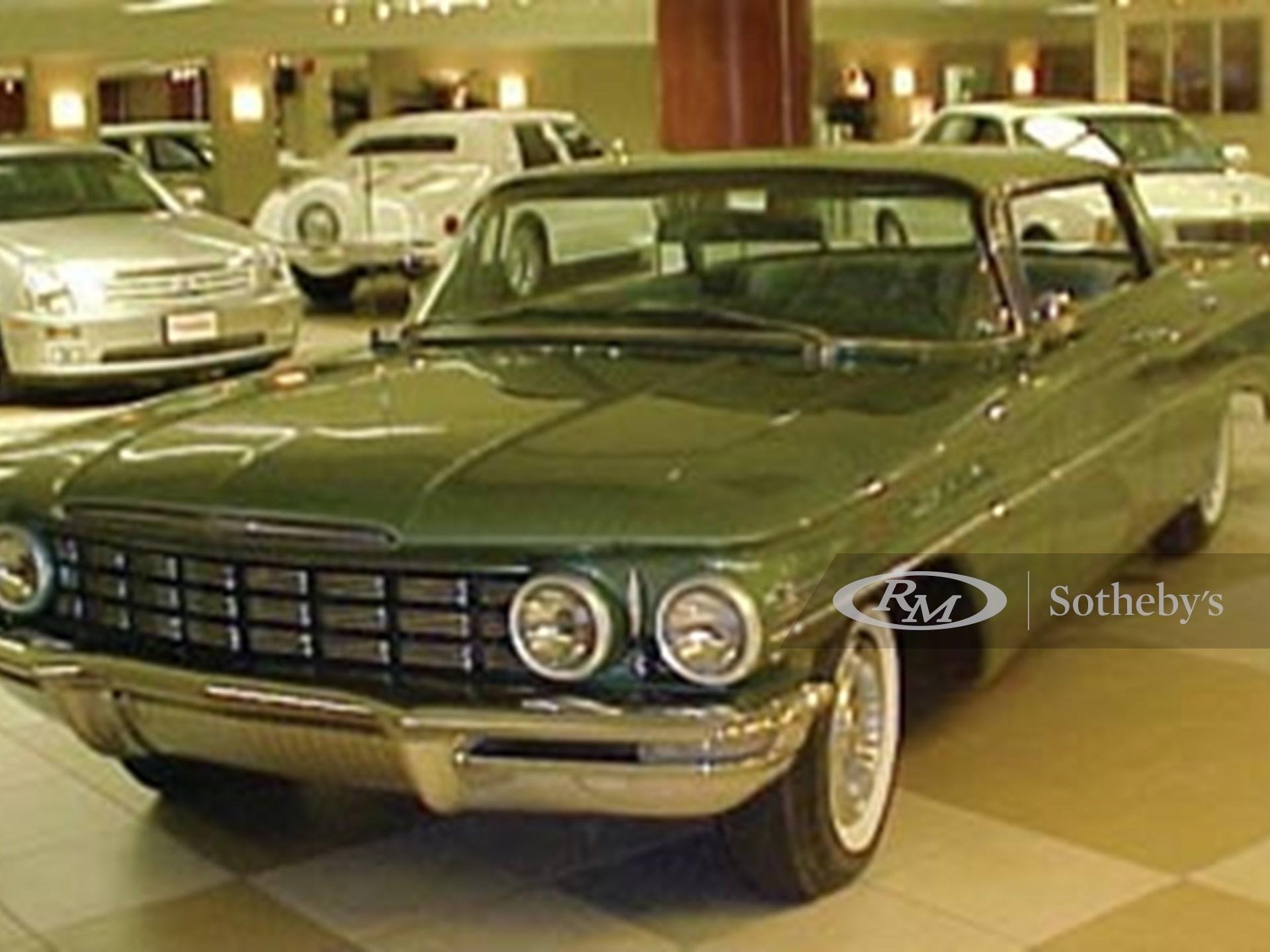 1960 Oldsmobile Super 88 Four Door Flat Top