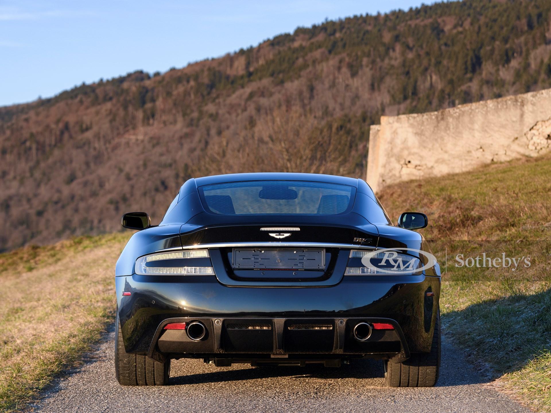 2009 Aston Martin DBS  -