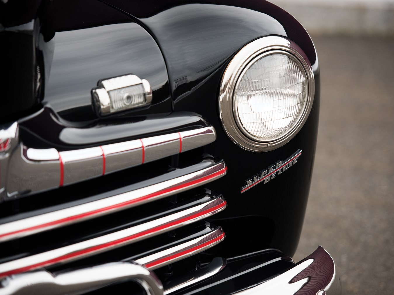 1946 Ford Super DeLuxe Convertible