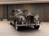 1956 Rolls-Royce Silver Cloud I Sports Saloon by James Young - $