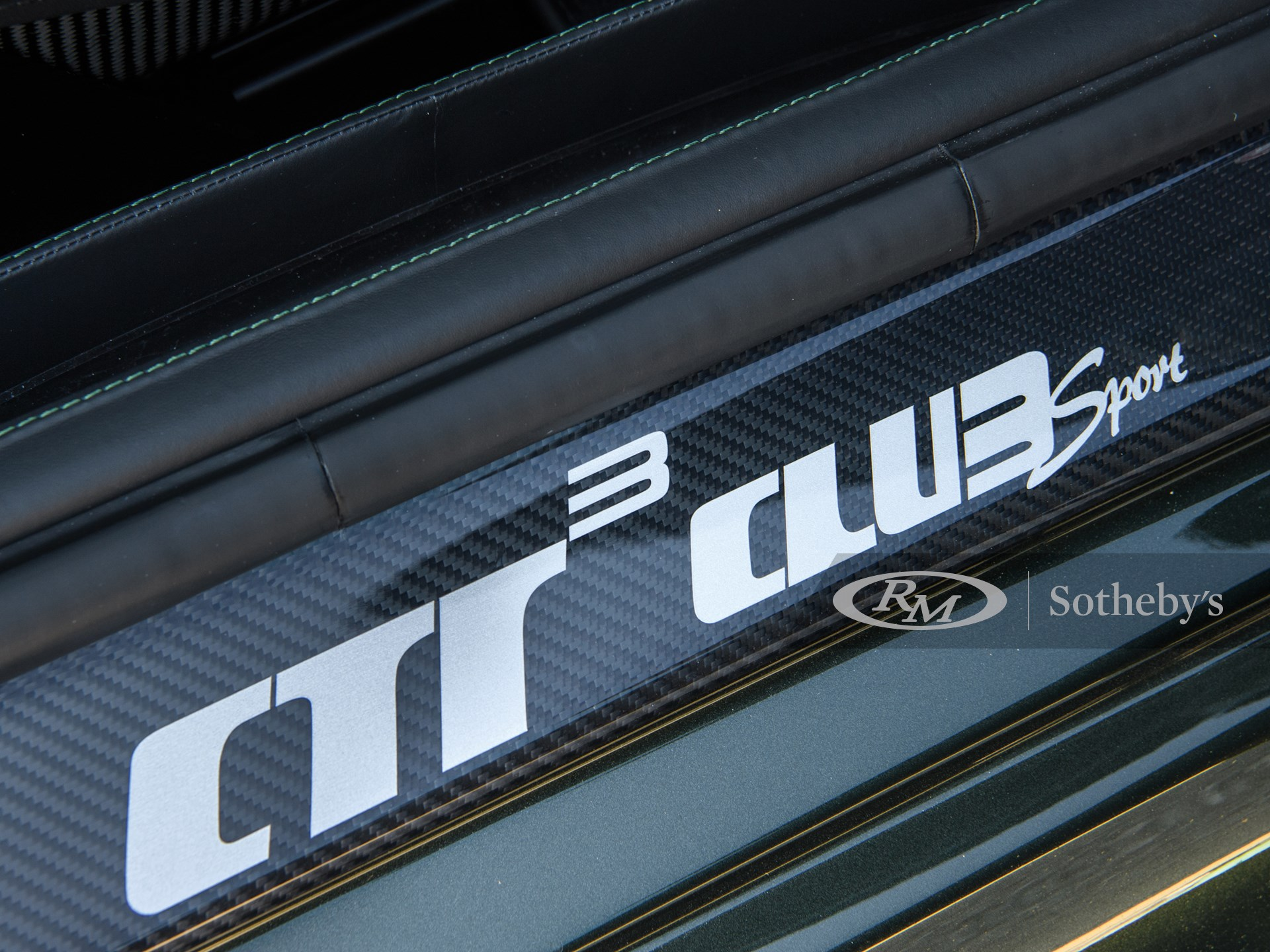 2018 RUF CTR3 Clubsport  -
