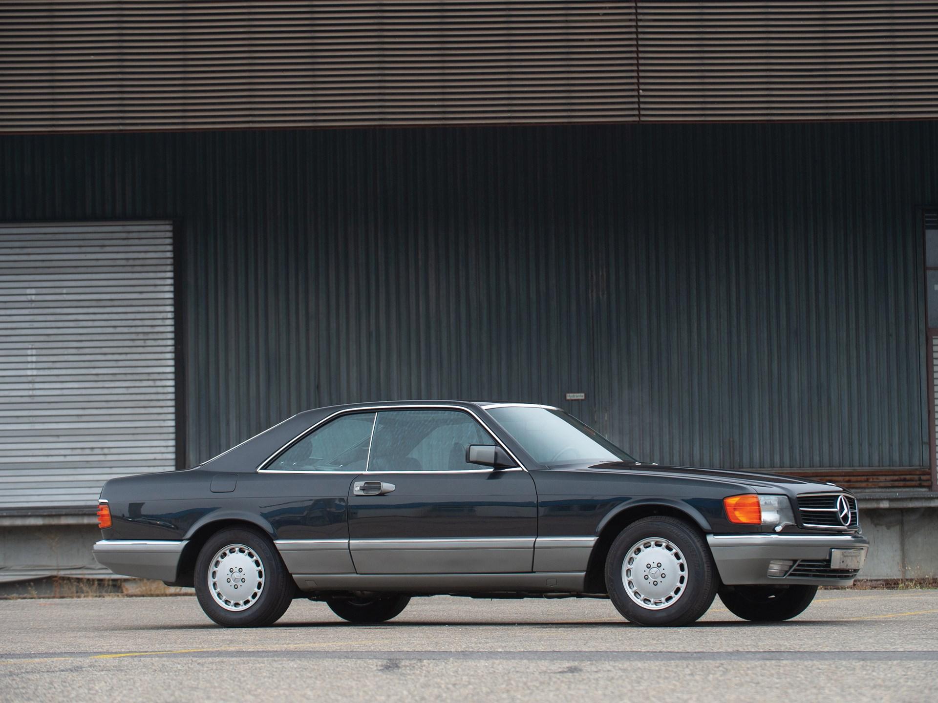 RM Sotheby's - 1987 Mercedes-Benz 560 SEC | Essen 2019