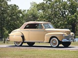 1948 Ford Super DeLuxe Convertible  - $