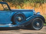 1936 Hispano-Suiza K6 Berline by Vanvooren - $