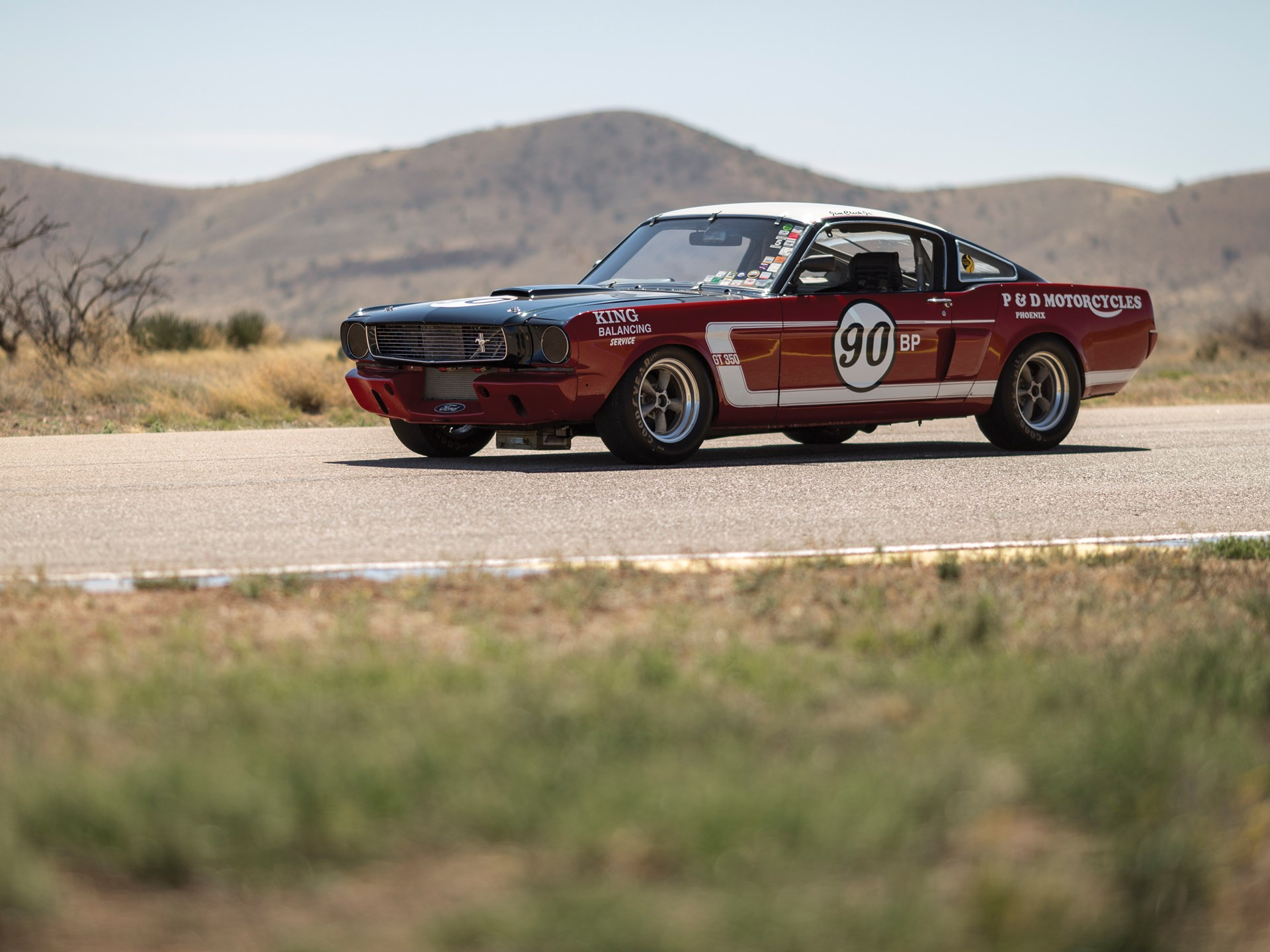 1966 Shelby GT350
