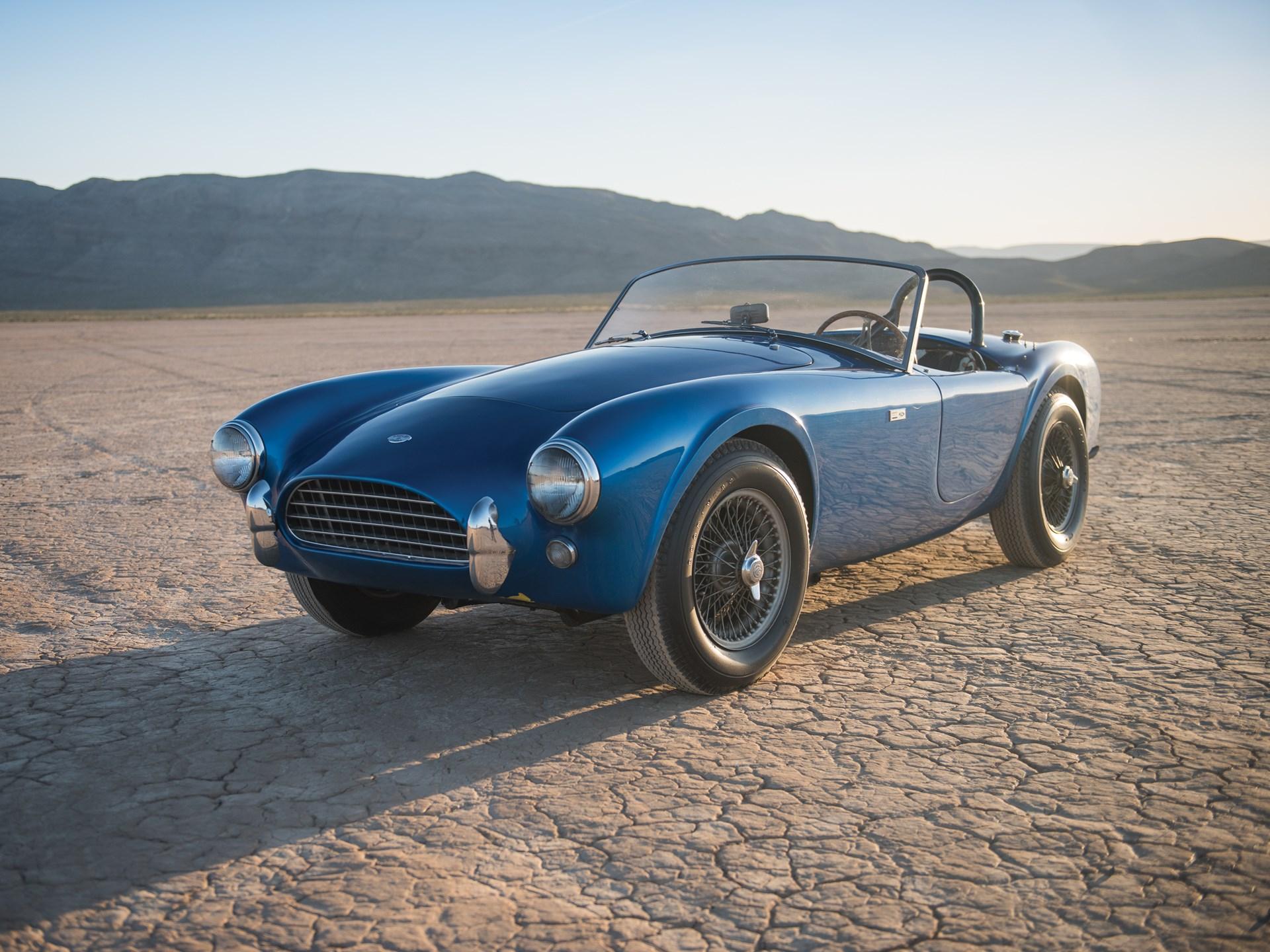 RM Sotheby's - 1962 Shelby 260 Cobra