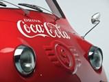 "1959 Goggomobil TL-400 Transporter Pickup ""Coca-Cola""  - $"