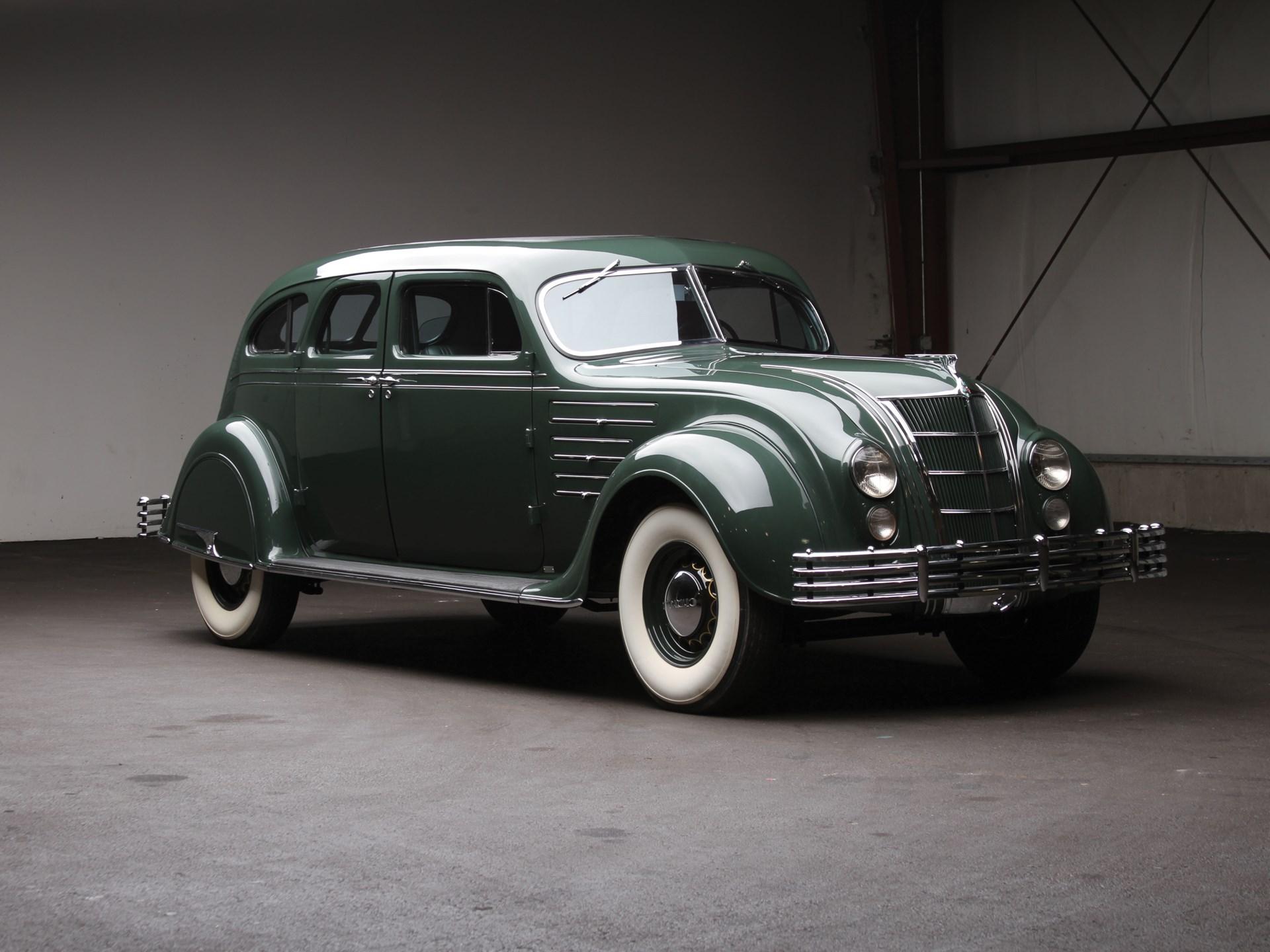 RM Sotheby's - 1934 Chrysler Custom Imperial Airflow   Auburn Spring