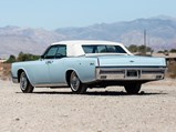1967 Lincoln Continental Convertible  - $