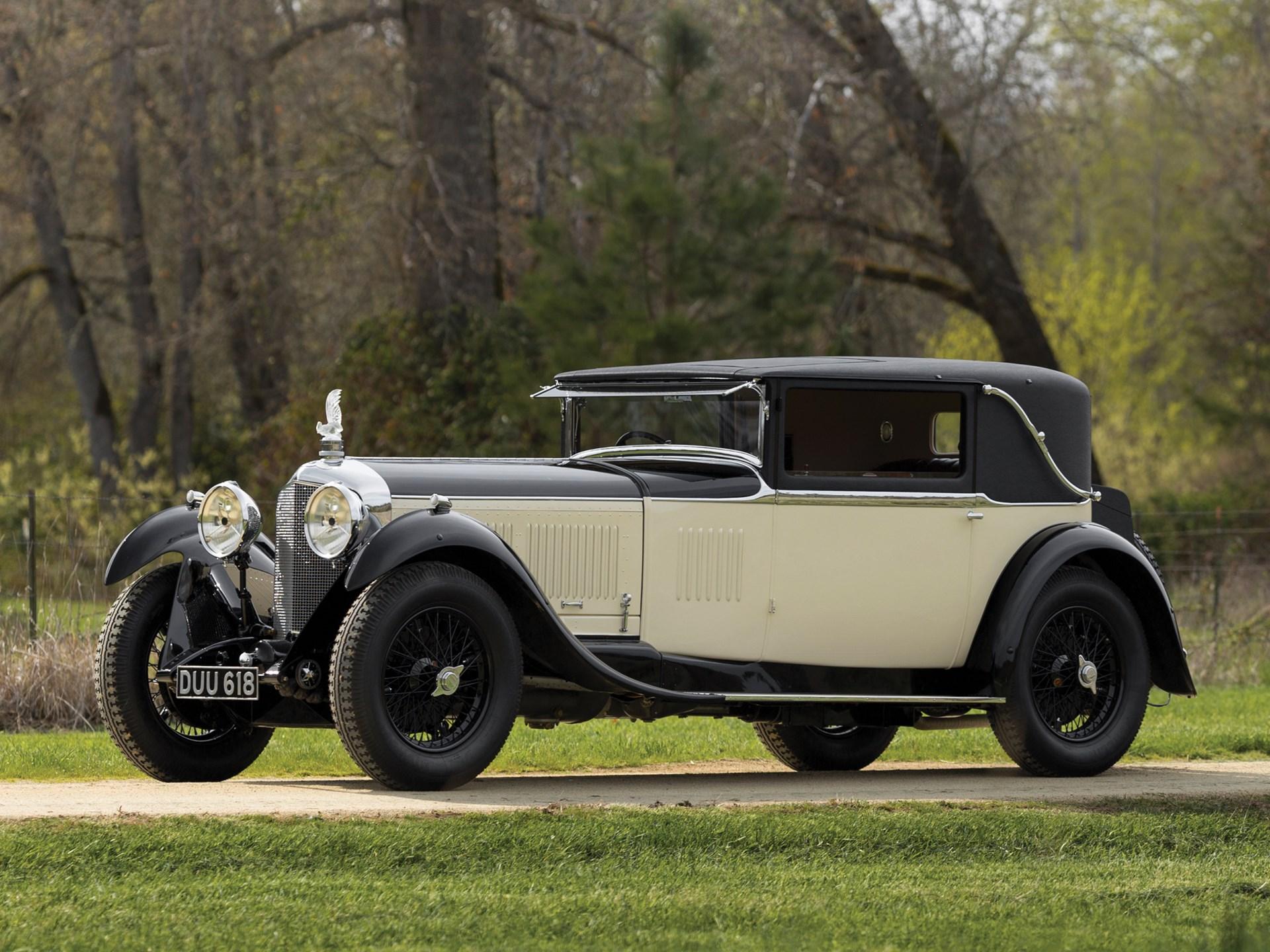 Image result for rm 1930 Bentley Speed Six HJ Mulliner