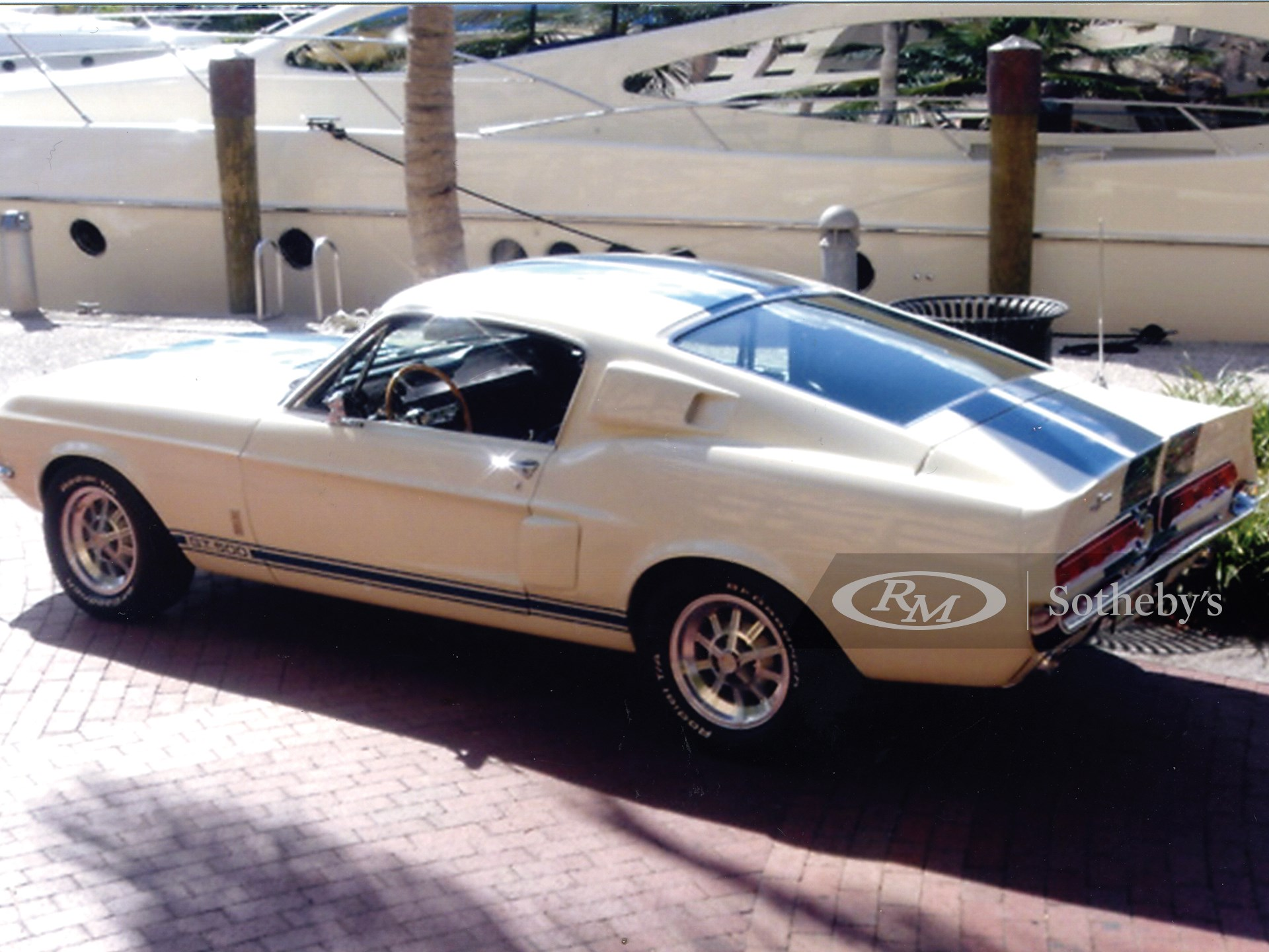 1967 Shelby GT500 Fastback  -