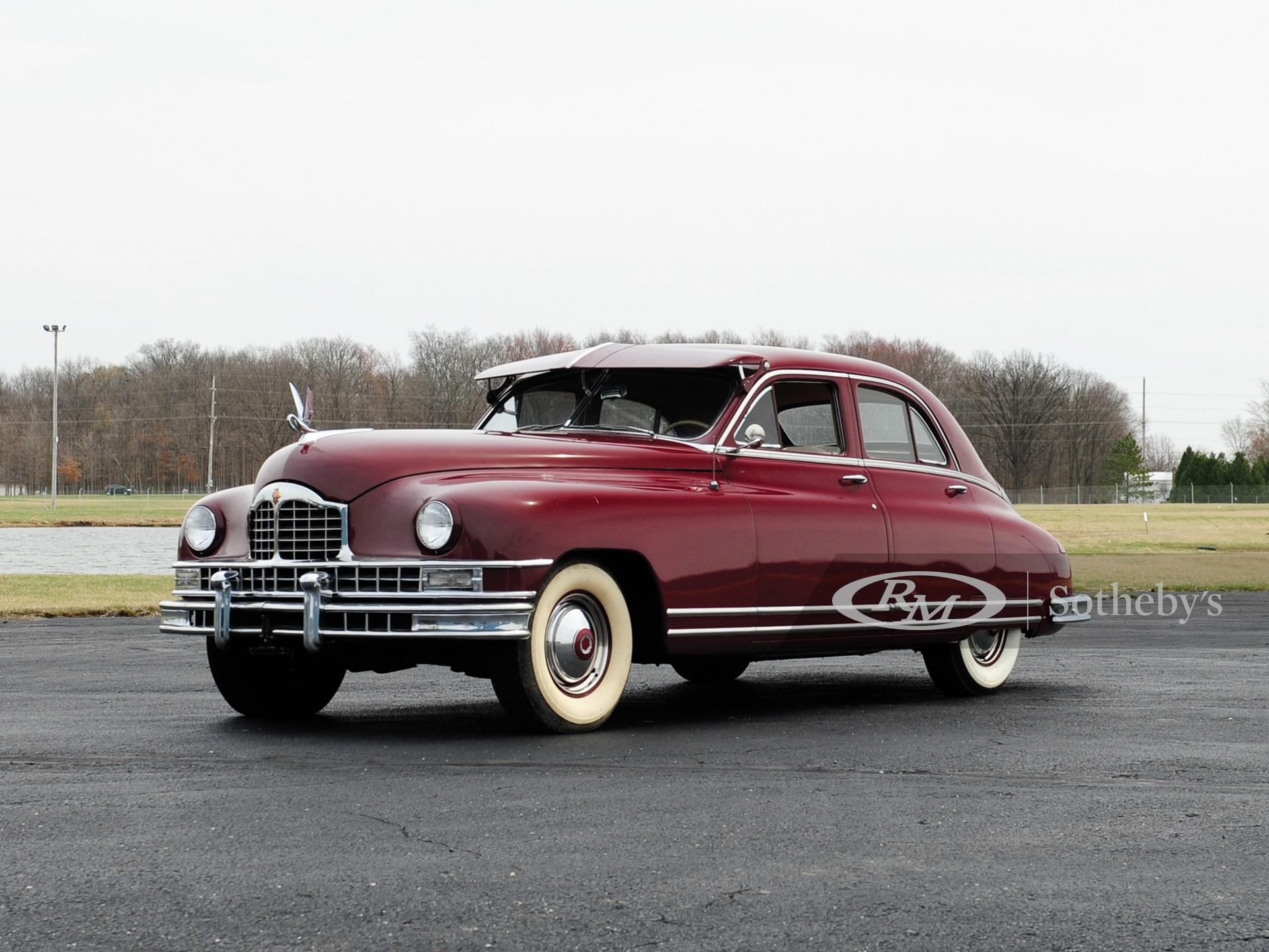 1948 Packard Custom Eight Sedan
