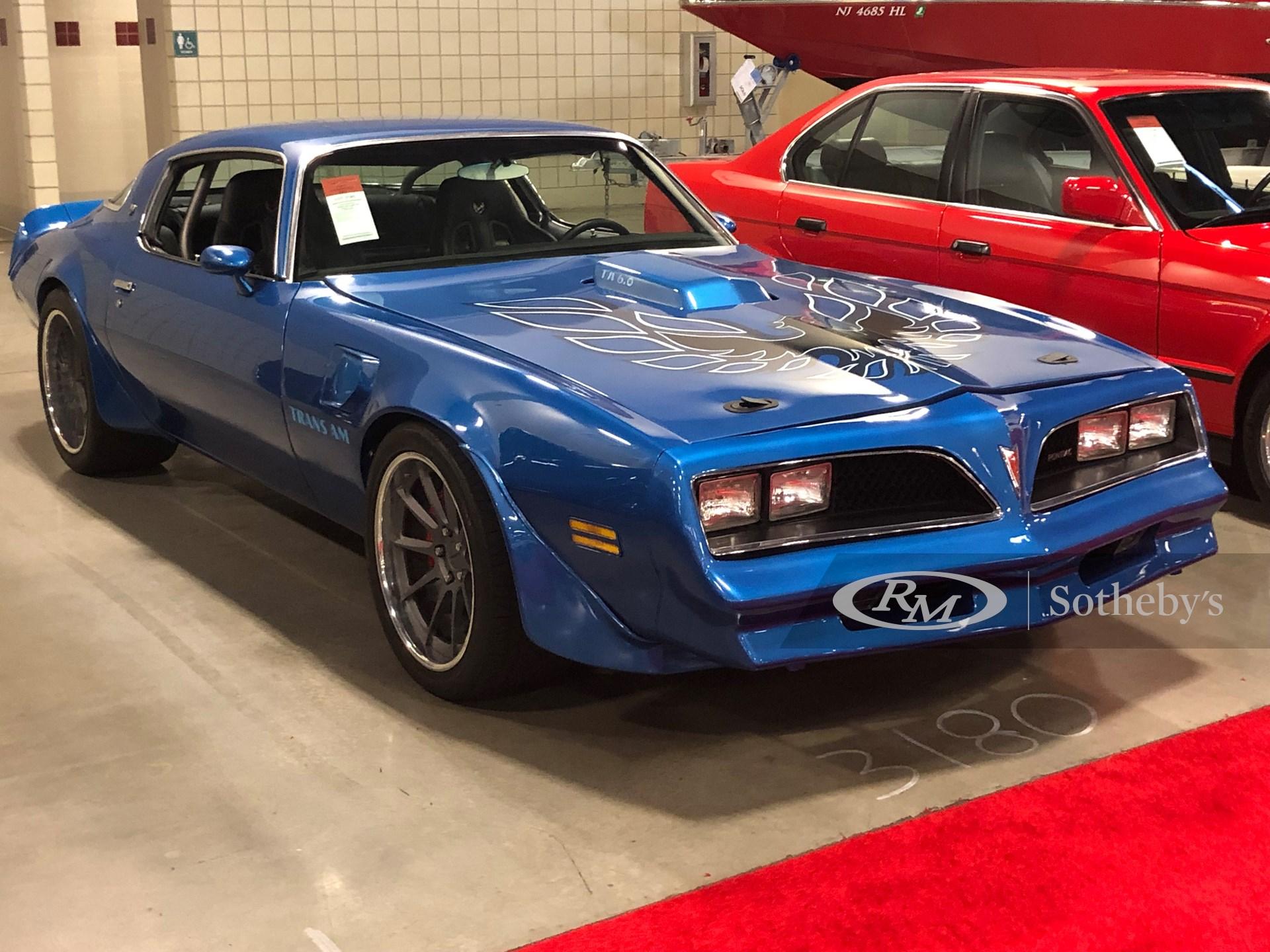 1978 Pontiac Trans Am Custom