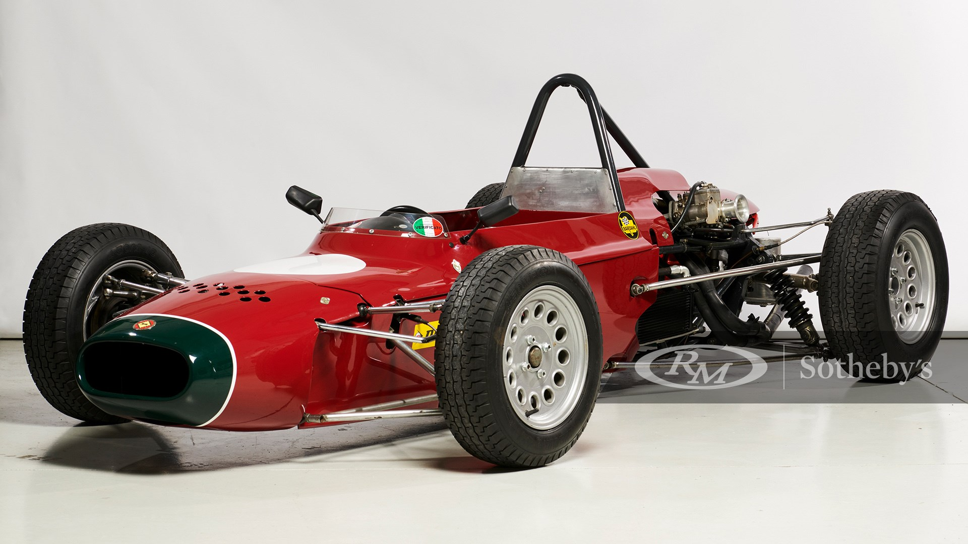 1963 Foglietti Formula 3 Junior available at RM Sotheby's Online Only Open Roads February Auction 2021