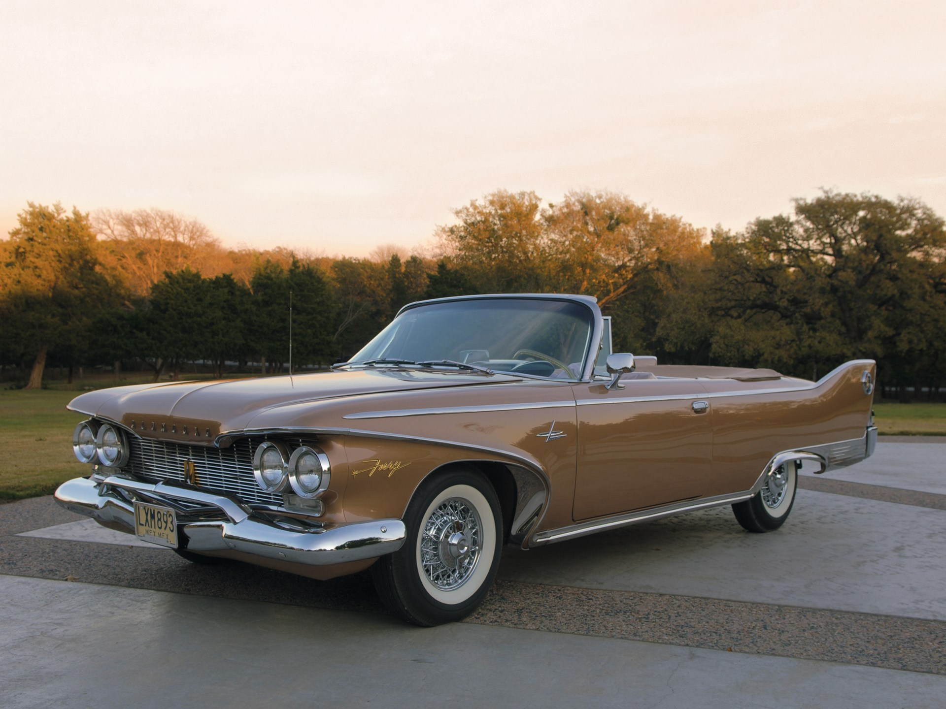 Image result for rm hershey 1960 Plymouth Fury Convertible