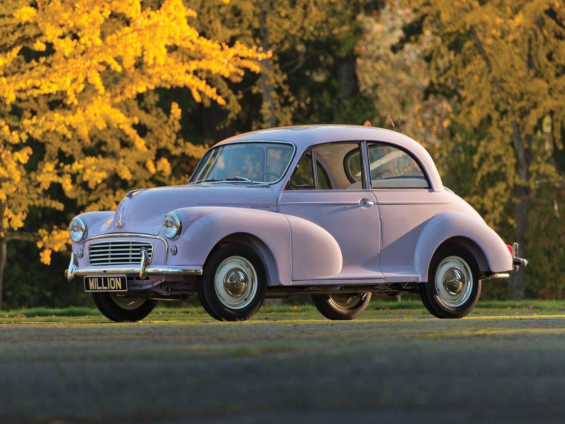 1961 Morris Minor 1000000