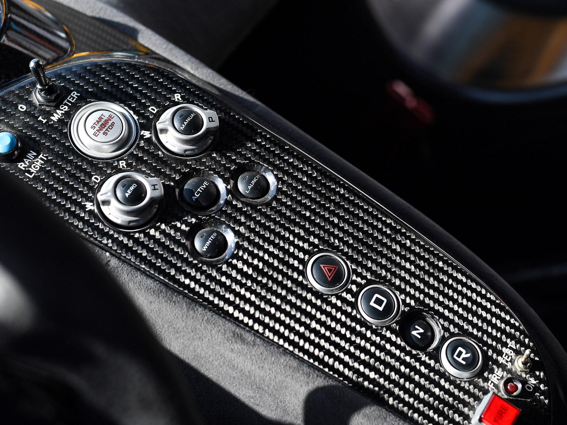 2013 McLaren MP4-12C GT Sprint