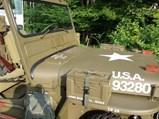 1952 Willys M38 Korean War Military Jeep  - $