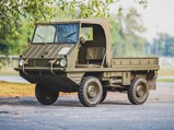 1962 Steyr-Puch Haflinger Series II  - $