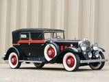 1930 Cadillac V-16 All-Weather Phaeton by Fleetwood - $