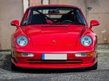 1995 Porsche 911 Carrera RS Clubsport  - $