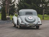 1937 Mercedes-Benz 540 K Coupe by Hebmüller - $