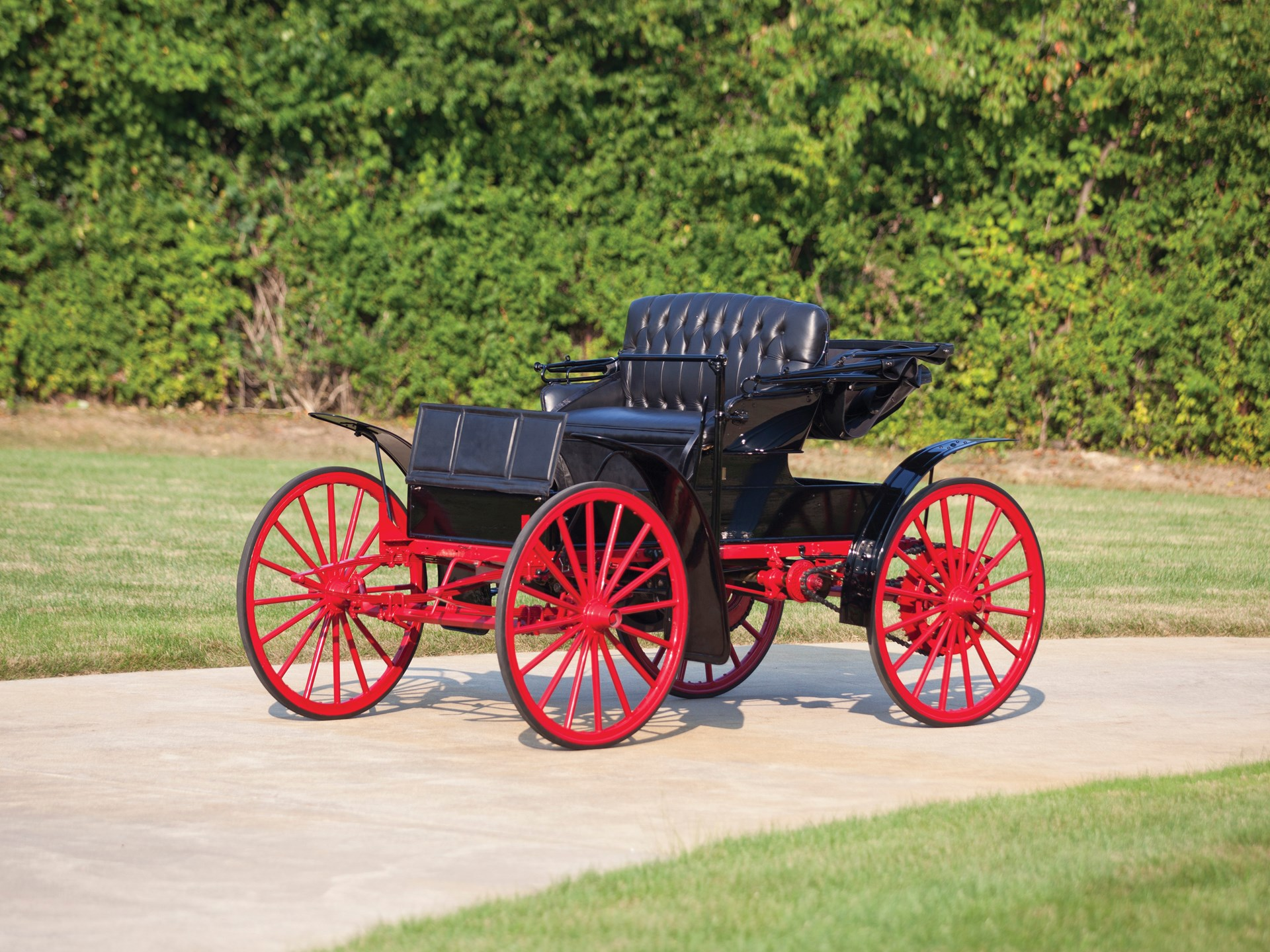 1909 Sears Model H Motor Buggy