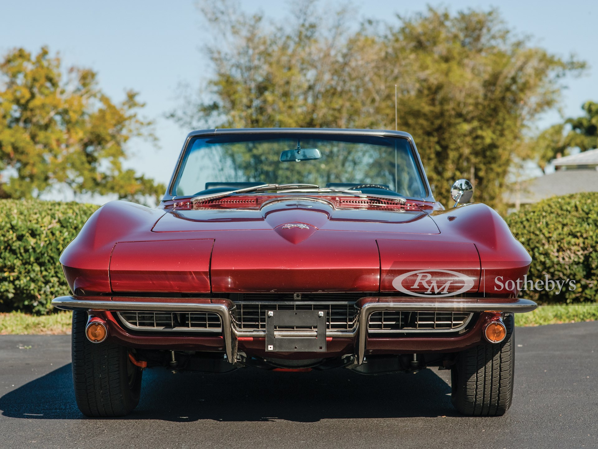 1967 Chevrolet Corvette Sting Ray Convertible  -
