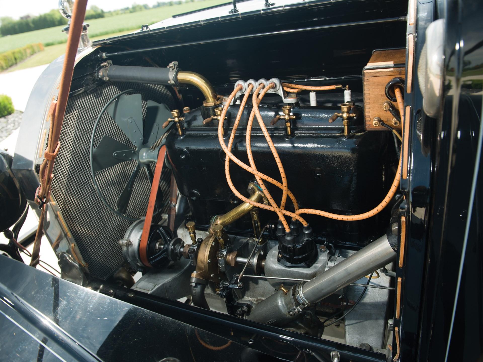 1913 Michigan Model R Touring