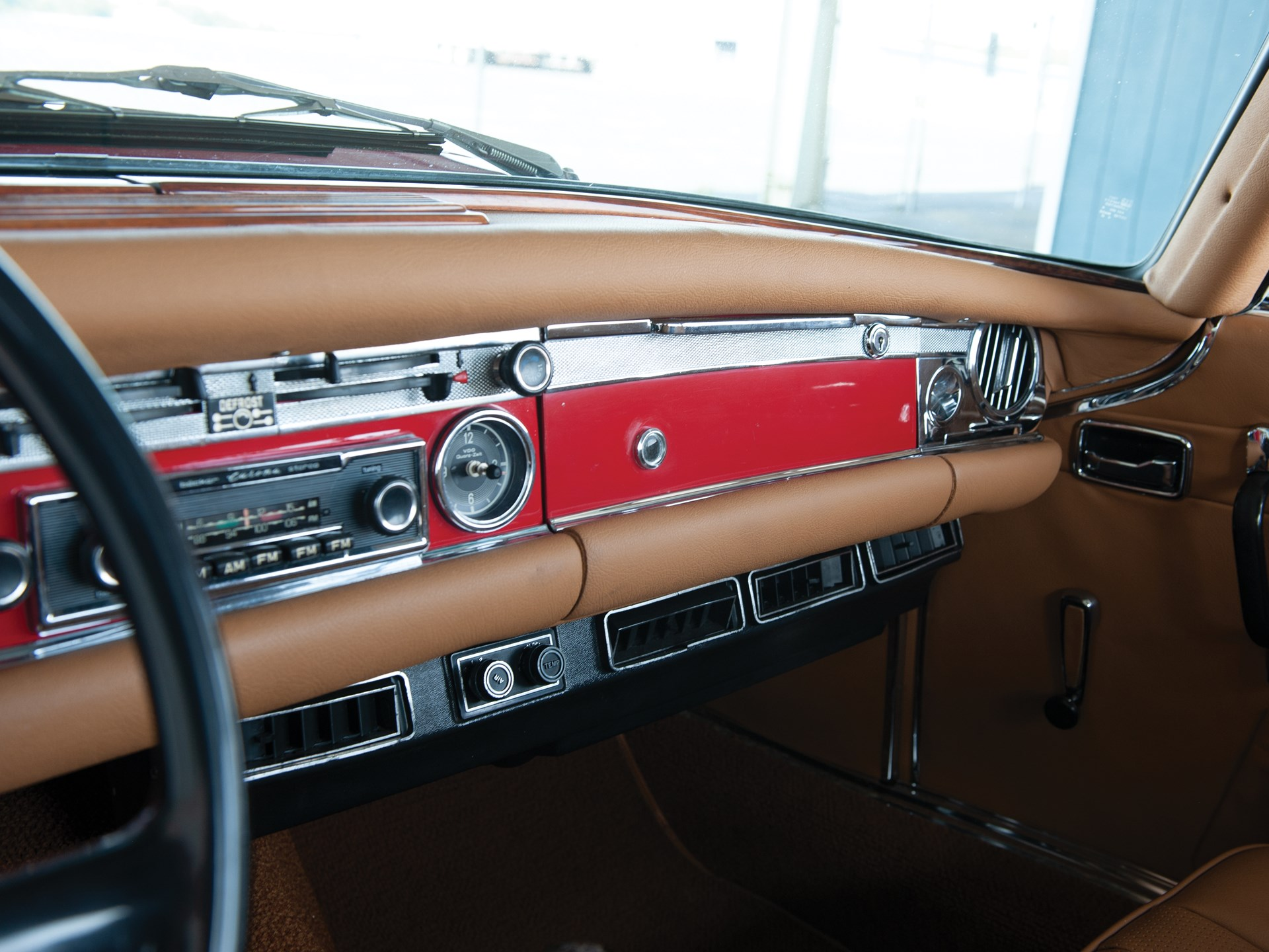 1969 Mercedes-Benz 280 SL 'Pagoda'