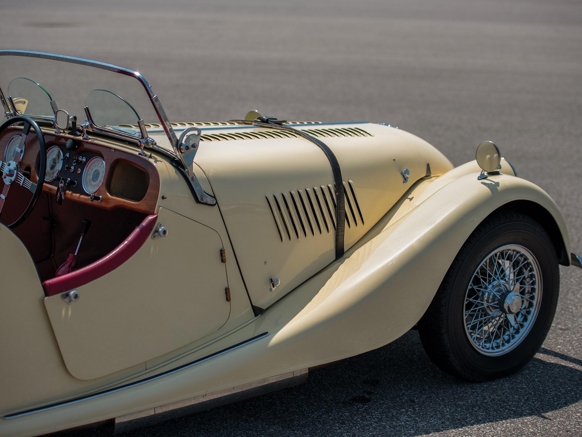1960 Morgan Plus 4