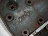 Lincoln Zephyr V-12 Engine Cylinder Heads - $