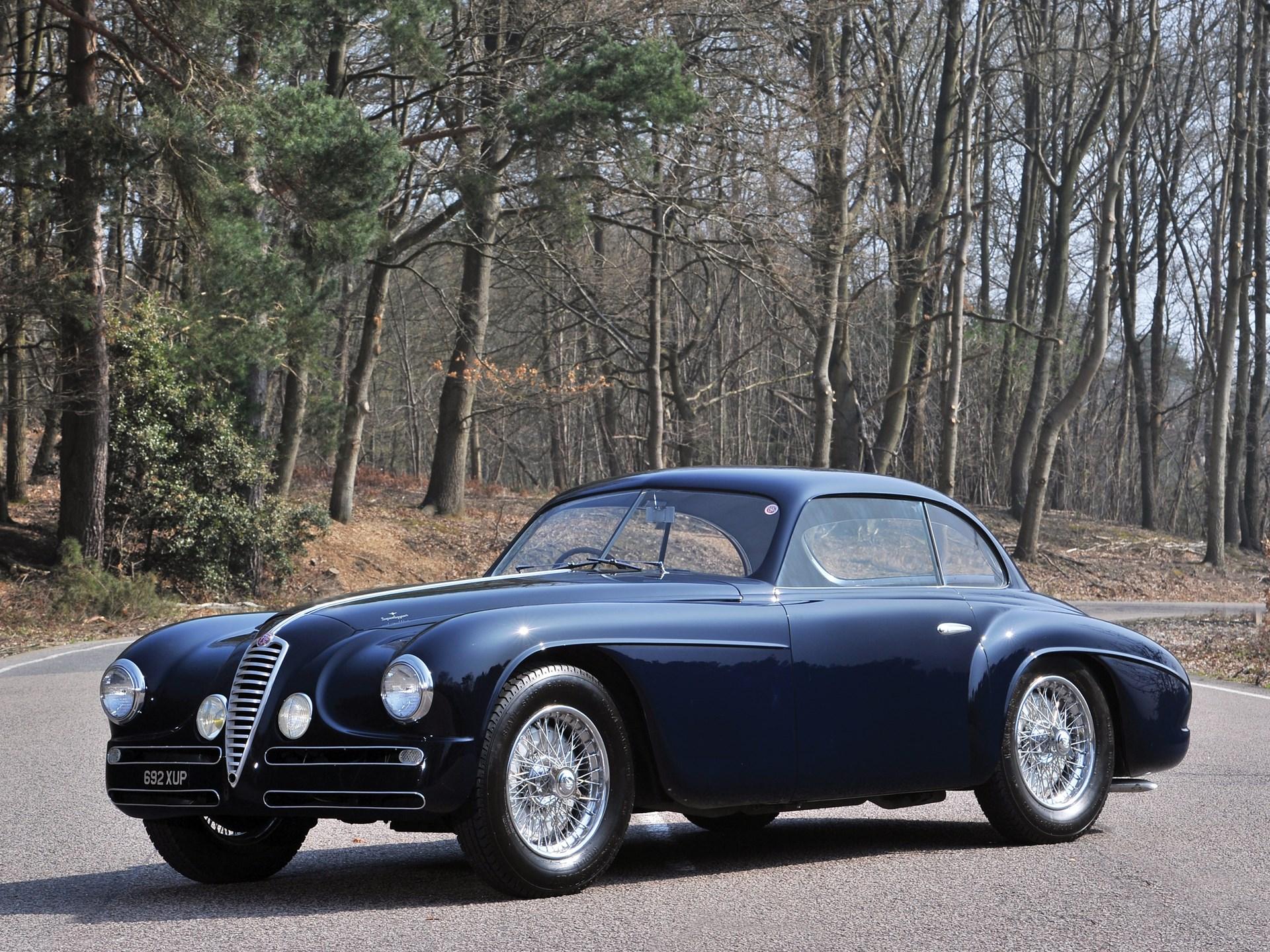 RM Sotheby\'s - 1949 Alfa Romeo 6C 2500 SS Villa d\'Este Coupé by ...