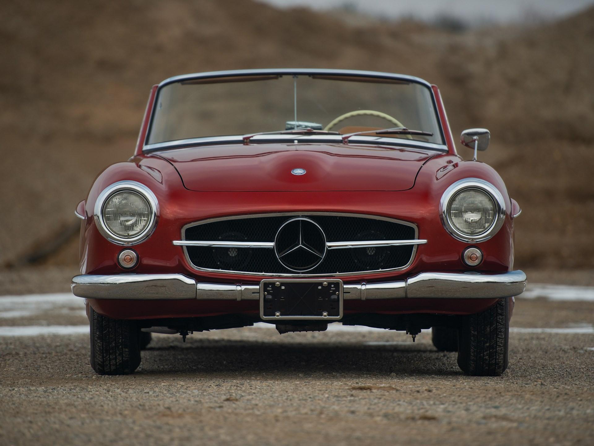 Groovy Rm Sothebys 1959 Mercedes Benz 190 Sl Arizona 2019 Wiring Digital Resources Millslowmaporg