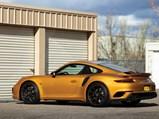 2018 Porsche 911 Turbo S Exclusive Series  - $